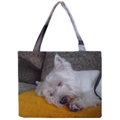 Westy Sleeping Mini Tote Bag