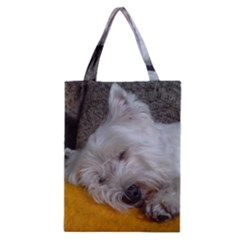 Westy Sleeping Classic Tote Bag
