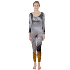 Westy Sleeping Long Sleeve Catsuit