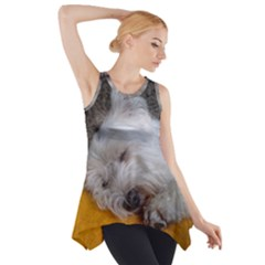 Westy Sleeping Side Drop Tank Tunic