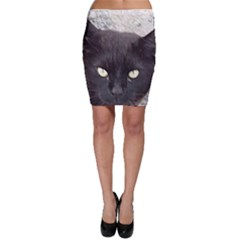 Manx Bodycon Skirt