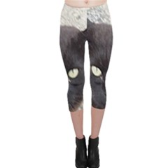 Manx Capri Leggings
