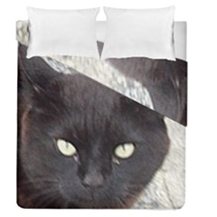 Manx Duvet Cover Double Side (Queen Size)