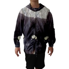 Manx Hooded Wind Breaker (Kids)