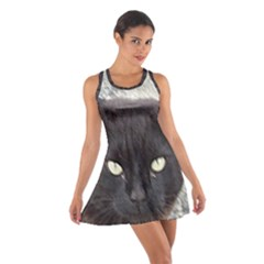 Manx Cotton Racerback Dress