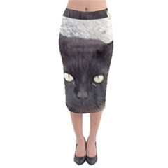Manx Midi Pencil Skirt
