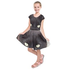 Manx Kids  Short Sleeve Dress