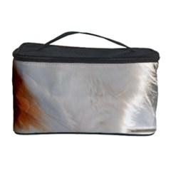 Norwegian Forest Cat Sitting 4 Cosmetic Storage Case