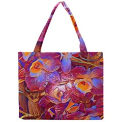 Floral Artstudio 1216 Plastic Flowers Mini Tote Bag