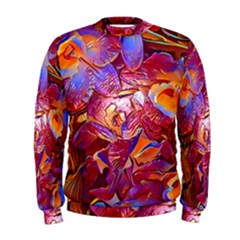 Floral Artstudio 1216 Plastic Flowers Men s Sweatshirt
