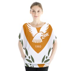 Coat Of Arms Of Cyprus Blouse