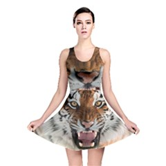 Tiger Reversible Skater Dress