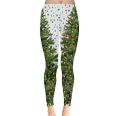 New Year S Eve New Year S Day Leggings