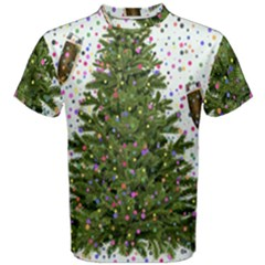 New Year S Eve New Year S Day Men s Cotton Tee