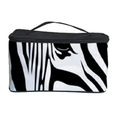 Animal Cute Pattern Art Zebra Cosmetic Storage Case