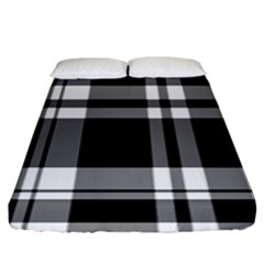 Black Fitted Sheet (king Size)