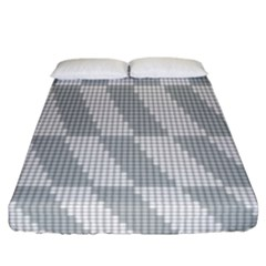 Box Shape Fitted Sheet (california King Size)