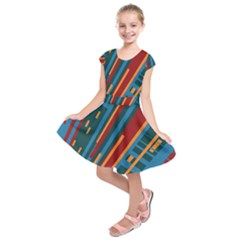 Building Kids  Short Sleeve Dress
