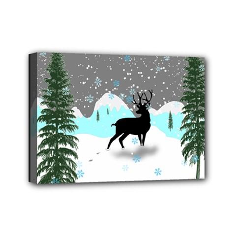 Rocky Mountain High Colorado Mini Canvas 7  X 5
