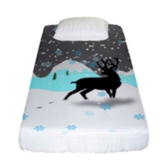 Rocky Mountain High Colorado Fitted Sheet (single Size)