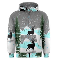 Rocky Mountain High Colorado Men s Zipper Hoodie