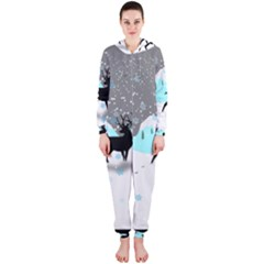 Rocky Mountain High Colorado Hooded Jumpsuit (ladies)