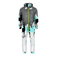 Rocky Mountain High Colorado Hooded Jumpsuit (kids)