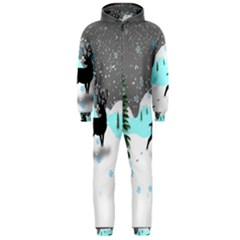Rocky Mountain High Colorado Hooded Jumpsuit (men)