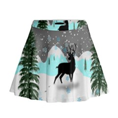 Rocky Mountain High Colorado Mini Flare Skirt