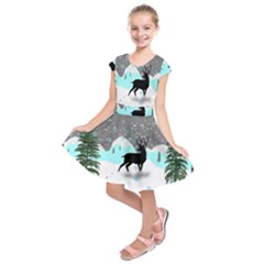Rocky Mountain High Colorado Kids  Short Sleeve Dress