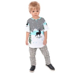 Rocky Mountain High Colorado Kids  Raglan Tee