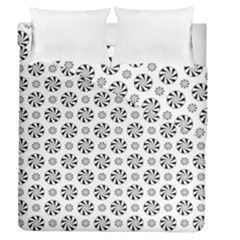 Holidaycandy Overlay Duvet Cover Double Side (queen Size)