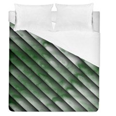 Green Bamboo Duvet Cover (queen Size)