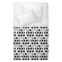 Seamless Honeycomb Pattern Duvet Cover (single Size)