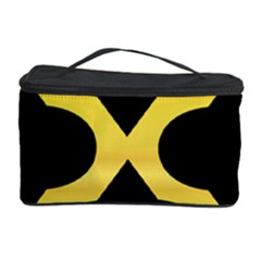 Seamless Gold Pattern Cosmetic Storage Case