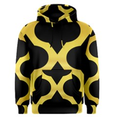 Seamless Gold Pattern Men s Pullover Hoodie
