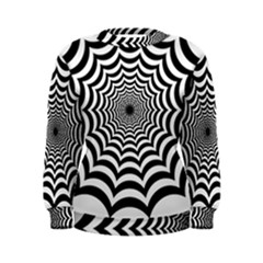 Spider Web Hypnotic Women s Sweatshirt