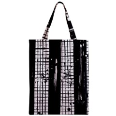 Whitney Museum Of American Art Zipper Classic Tote Bag