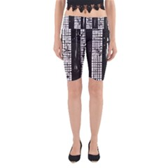 Whitney Museum Of American Art Yoga Cropped Leggings