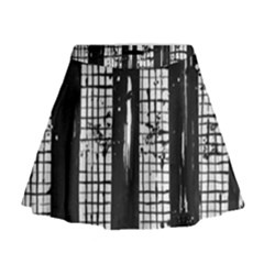 Whitney Museum Of American Art Mini Flare Skirt