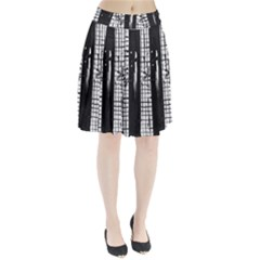 Whitney Museum Of American Art Pleated Skirt