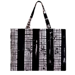 Whitney Museum Of American Art Medium Zipper Tote Bag