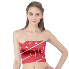 Winter Holiday Hours Tube Top