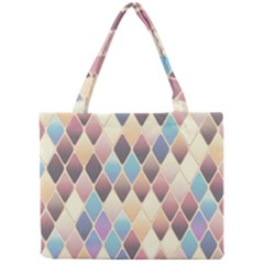 Abstract Colorful Background Tile Mini Tote Bag