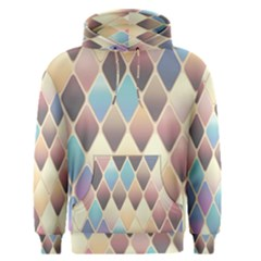 Abstract Colorful Background Tile Men s Pullover Hoodie