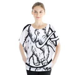 Mammoth Elephant Strong Blouse