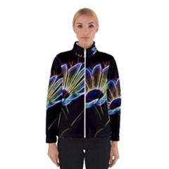 Flower Pattern Design Abstract Background Winterwear