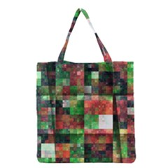 Paper Background Color Graphics Grocery Tote Bag
