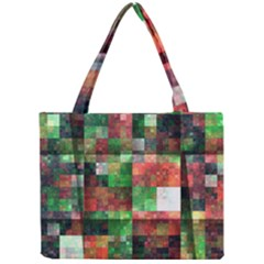 Paper Background Color Graphics Mini Tote Bag