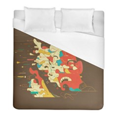 Shadow Advance Duvet Cover (full/ Double Size)